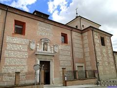 Valdemoro (santiagolopezpastor) Tags: espagne españa spain castilla sagra lasagra madrid comunidaddemadrid convent convento barroco baroque