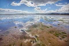 Sandymount Strand, in the middle of Dublin City (Michael Foley Photography) Tags: beach dublin sandymount sky strand ireland