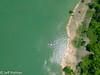 Overhead (vlxjeff) Tags: texas unitedstates us wylie lake lavon lakelavon water boat malibuboats dji djispark overhead boating