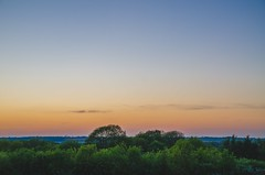 Rural sunset (matt.smith09@btinternet.com) Tags: sunsetcolours bluehour countryside landscape fields rural sunset