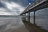 Reflections of Port A (Sam Weems) Tags: port aransas tx texas coast pier reflection sony a7 ilce7 ilce zeiss 1635 1635mm f4 seascape clouds sky