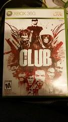 The Club - Xbox 360 (Adventurer Dustin Holmes) Tags: theclub xbox360 gamecase game xbox xboxlive videogame sega