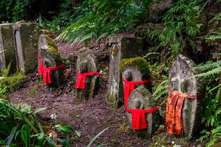 Zen statues @ Japan