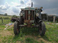 "Old traktor • <a style=""font-size:0.8em;"" href=""http://www.flickr.com/photos/28630674@N06/42109057092/"" target=""_blank"">View on Flickr</a>"