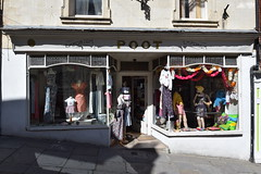 DSC_0077 (richardclarkephotos) Tags: frome somerset uk beautiful englishl town shops retailers shop signs craft street art car cars style stylish cafes cafe boutique knickers drawers pants smalls handmade clothing dresses