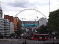 Wembley (lcfcian1) Tags: tottenham hotspur leicester city thfc lcfc wembley stadium spurs london stadia ground epl bpl footy football england sport uk premier league last day tottenhamhotspur leicestercity tottenhamvleicester