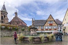 Eguisheim  (Francia) (frangarca527) Tags: eguisheim francia france europa europe pueblo plaza tokina1116 d3300