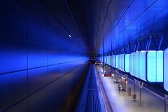 U4 Haltestelle Hafencity-Universität (Elbmaedchen) Tags: ubahn u4 underground station hamburg hafencityuniversität