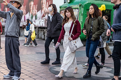 Depressed People Make Me Want To Spit (burnt dirt) Tags: asian japan tokyo shibuya station streetphotography documentary candid portrait fujifilm xt1 laugh smile cute sexy latina young girl woman japanese korean thai dress skirt shorts jeans jacket leather pants boots heels stilettos bra stockings tights yogapants leggings couple lovers friends longhair shorthair ponytail cellphone glasses sunglasses blonde brunette redhead tattoo model train bus busstation metro city town downtown sidewalk pretty beautiful selfie fashion pregnant sweater people person costume cosplay red denim green white bow