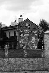Mural (lukasz.sromek) Tags: jewish poland kraków kazmierz mural wall old building architecture travel