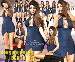 The Sensuousness AO the first Tuty beginner product, now in Bento version! (TUTY Bento Animations) Tags: bento sensual sexy ao bones second life tuty motion capture mocap fingers hands