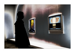Série expo Kupka : N° 1 (Jean-Louis DUMAS) Tags: abstract abstrait abstraction peinture peintre art artist artistic artiste artistique arts musée museum people silhouette