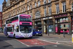 _MG_6547 (Yorkshire Pics) Tags: leeds 1905 19052018 19thmay 19thmay2018 bus1905 bus buses leedsmarket panorama buspanorama doubledecker doubledeckerbus newmarketstreet