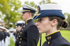 180521-G-XO367-108 (US Coast Guard Academy) Tags: corpsofcadets uscoastguardacademy newlondon connecticut cadets officers academy barger pettyofficernicolefoguth rearadmjamesrendon usa