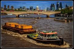 London_Thames River_Waterloo Bridge_GB (ferdahejl) Tags: london thamesriver waterloobridge gb dslr canondslr canoneos800d