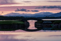 Lough Leane (Pastel Frames Photography) Tags: killarneynationalpark sunrise canon70200mm canon5dmark3 clouds sun photography travel