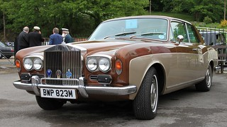 1973 Rolls-Royce Corniche BWP 823M