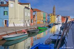 Burano - Venise - Italie (Goodson73) Tags: didier bonfils goodson73 dbonfils vogalonga 2018 venise murano burano mer italie italia venezia