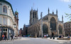 Kingston upon Hull -77.jpg (Colin Dorey) Tags: hull kingstonuponhull riverhull humber building architecture structure yorkshire may 2018 posterngate church holytrinity kingstreet tower westfront pavement