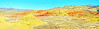 Painted Hills Panorama, v. 2 (AdagioatMSN) Tags: oregon paintedhills johndayfossilbeds