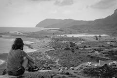 (Beatriz Catalán) Tags: blancoynegro mar calbanque calblanque regiondemurcia cartagena playa