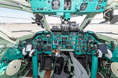 RA-65995's Flight Deck (Powercube) Tags: kosmos ulyanovsk tupolev tupolevtu134a3 tupolevtu134 tu134 tu134a tu134a3 vnukovo vko uuww