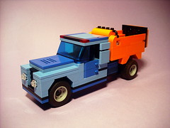 Truck TX-8 (Crimso Giger) Tags: lego moc city town truck camion camionlego legotruck legotown legocity dumptruck leogcity