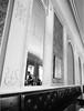 Prague - Café Louvre - Praha (ettigirbs2012) Tags: einstein cafélouvre prague praha novéměsto kafka reflets reflections monocrhrome miroir