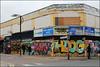 Skale / Mink / Wendy / Hotdog / Rew (Alex Ellison) Tags: mink wendy hotdog hdog rew southlondon peckham urban graffiti graff boobs skale