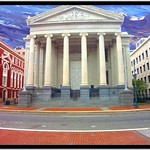 New Orleans  Louisiana - Gallier Hall - Former City Hall - CBD thumbnail