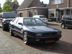 MASERATI Ghibli 336B28A  56-DR-XP 1995 / 1999 Deventer (willemalink) Tags: maserati 336b28a 56drxp 1995 1999 deventer ghibli