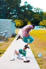 Levitation (skye-skye) Tags: jump kid kids teen teens teenager teenagers youth youthful young child chilen childhood adventure nature levitation levitating