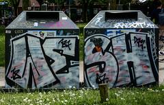 HH-Graffiti 3669 (cmdpirx) Tags: hamburg germany graffiti spray can street art hiphop reclaim your city aerosol paint colour mural piece throwup bombing painting fatcap style character chari farbe spraydose crew kru artist outline wallporn train benching panel wholecar