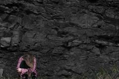 the wall (LavenderMillie) Tags: wall negativespace texture lavendermillie2018 alberta