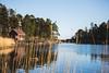 Hidden Away (Bunaro) Tags: hidden away cottage uutela vuosaari aurinkolahti helsinki suomi finland europe summer villa sea waterscape landscape traditional building