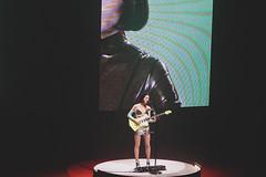 St. Vincent @ Manchester Apollo 18.10.17 (eskayfoto) Tags: panasonic lumix lx3 gig music concert live manchester band tour stage lightroom apollo manchesterapollo pop rock fearthefuturetour o2apollomanchester o2apollo theapollo stvincent annieclarke p1640541editlr p1640541