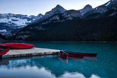 Moraine Lake (Jim Nix / Nomadic Pursuits) Tags: aurorahdr2018 banff canada canadianrockies hdr jimnix lakelouise luminar macphun morainelake nomadicpursuits sony sonya7ii landscape mountains travel