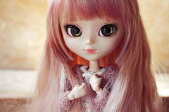 (~ Melody and the dolls ~) Tags: pullip pullips doll dolls obitsu rewigged alice du jardin groove