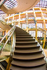 I Only Wanted to See You One Time Laughing (Thomas Hawk) Tags: america saltlakecity saltlakecitylibrary usa unitedstatesofamerica unitedstates utah architecture library stairs fav10 fav25