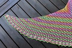 2018.05.17. katia jaipur shawl 3548m (villanne123) Tags: 2018 shawl scarf pitsineule pitsihuivi lace villanne puuvillalanka katiajaipur neulottu knitting huivit handknitted handknit