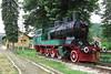Steam engine 35.05 in Tsareva Livada (lyura183) Tags: бдж bdz bdž railway train station bulgaria българия tsarevalivada цареваливада steamengine