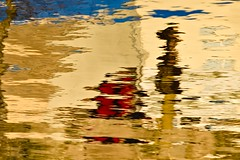 Sophist series. (RKAMARI) Tags: 2016 ankara mogan abstraction artphotography color reflections water flickrsbest sophist