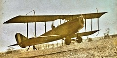 Aeromail leaving Philadelphia for Washington May 15. 1918 NARA165-WW-556D-013 (SSAVE over 10 MILLION views THX) Tags: usps unitedstatespostalservice airmail 1918 airplane aircraft armyaircorps