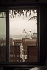 back again (Katie's Cape) Tags: rain florida beach rainy stormy spring may cocoa brevard county shack bar relax scene mood