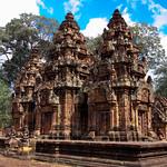 Banteay Srei  - Angkor Cambodia thumbnail