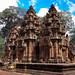 Banteay Srei  - Angkor Cambodia