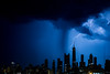 Chicago Zap! 5/14/2018 (cshimala) Tags: chimala storm weather lightning sky dark rain skyline lightningbolt ominous clouds