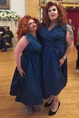 DDD performing at Lightnight 2018 liverpool town hall (Double D Divas) Tags: double d divas performance art bsl lightnight liverpool