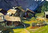 A VILLAGE IN THE ITA (seewhatyoumean) Tags: a village in the italian alps ulrish gleiter