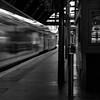 Departing (ucn) Tags: berlin ostbahnhof zug train trainstation bahnhof rolleiflexsl66 sonnar150mmf4 agfacopexrapid filmdev:recipe=11900 adoxadoluxatm49 developer:brand=adox developer:name=adoxadoluxatm49